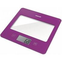 Sencor SKS 5025VT kuchyňská váha fialová