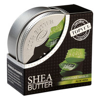 Topvet Bambucké máslo s aloe vera 100 ml