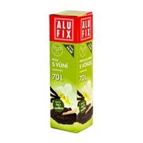 Alufix Pytle na odpad s vůní černý čaj s vanilkou, 70 l