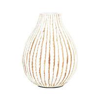 Polyresinová váza Ball, 15 cm