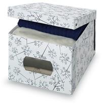 Domopak Living Pudełko do przechowywania, 42 x 50 x 31 cm