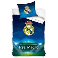 Bavlněné povlečení Real Madrid Stadion, 140 x 200 cm, 70 x 80 cm