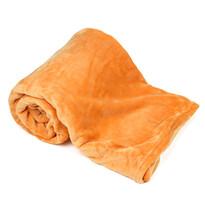 4Home Koc Soft Dreams pomarańczowy, 150 x 200 cm