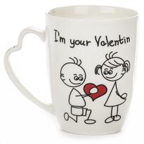 Hrnek I am your Valentin 345 ml