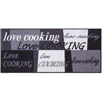 Kuchyňská předložka Love Cooking, 67 x 150 cm