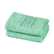 4Home Bamboo Premium ręczniki mentol, 50 x 100 cm, 2 szt.