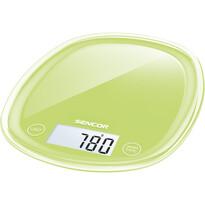 Sencor SKS 37GG kuchyňská váha, zelená
