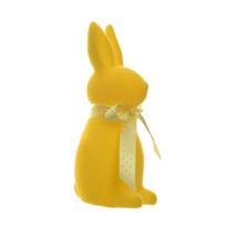 Veľkonočný zajačik žltá, 15 cm