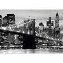 Fototapeta XXL Panorama Manhattanu 360 x 270 cm, 4 części