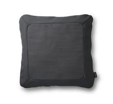 Polštářek Frame 50 x 50 cm, šedý