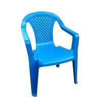Detská stolička, modrá