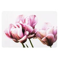 Tulipán alátétek  28 x 43 cm, 4 db-os szett