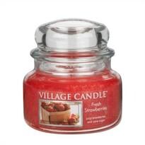 Village Candle Vonná svíčka Čerstvé jahody