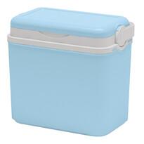 Chladicí box plast 10 l, modrá