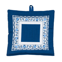 Podložka Cibulák modrá, 20 x 20 cm