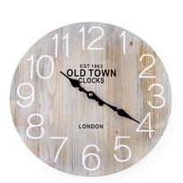Nástenné hodiny Old Town, 34 cm