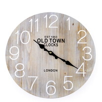 Zegar ścienny Old Town, 34 cm