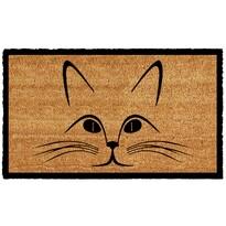 Kokosová rohožka Kočičí hlava, 43 x 73 cm