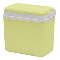 Chladicí box plast 10 l, zelená