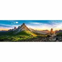 Trefl Puzzle Passo di Giau v Dolomitech, 1000 dílků