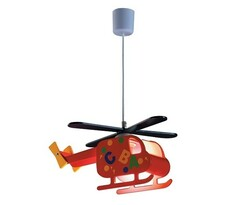 Rabalux 4717 Helicopter detské závesné svietidlo