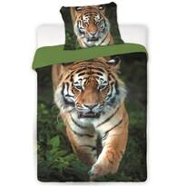 Tigris 2016 pamut ágyneműhuzat, 140 x 200 cm, 70 x 90 cm