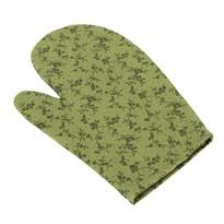 Chňapka Vetvička tmavo zelená, 28 x 18 cm