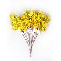 Umělá květina zlatý déšť 12 ks