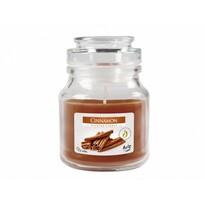 Vonná svíčka ve skle Skořice, 120 g