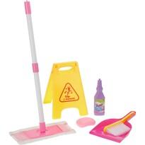 Dziecięce pomoce do sprzątania Little help, 6 szt.
