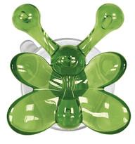 Háčik Crazy Hooks motýlik zelená