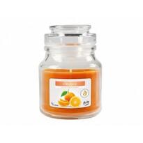 Świeczka zapachowa w szkle Pomarańcza, 120 g