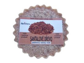 Vonný vosk do aromalap santalové dřevo 5 ks