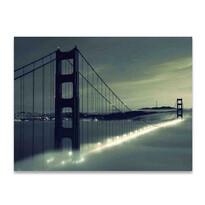 Sklenený obraz Golden Gate