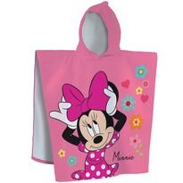 Poncho pentru copii Minnie Mouse Liberty, 60 x 120 cm