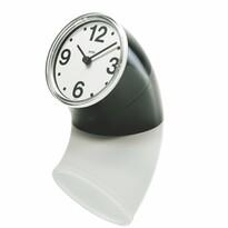Zegar stołowy Cronotime 8,5 cm, czarny