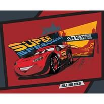 Detská deka Cars comics, 120 x 150 cm