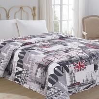 Narzuta na łóżko London, 220 x 240 cm