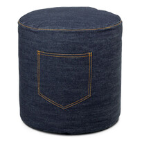 Puf Jeans, niebieski