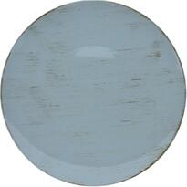 Dekorační talíř tyrkysová, 40 cm