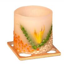 Vonný lampión na čajovú sviečku s vôňou vanilky