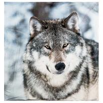 Pătură Home  styling Wolf, 140 x 160 cm