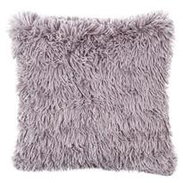 Poszewka na poduszkę Włochacz Peluto Uni szary, 40 x 40 cm