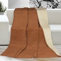 Prehoz Kira plus hnedá/béžová, 200 x 230 cm