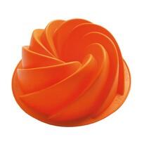 FLOWER silikonová forma bábovka
