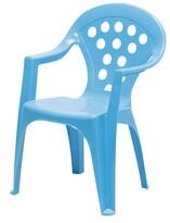 Detská stolička modrá