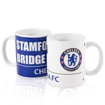 FC Chelsea Kubki ceramiczne 350 ml, 2 szt.