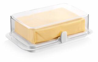 Tescoma Purity zdrowy pojemnik do lodówki maselniczka duża