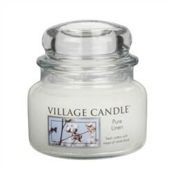 Village Candle Vonná sviečka Čistá bielizeň - Pure Linen 269 g