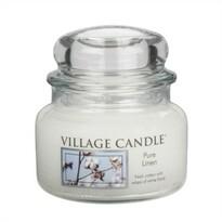 Village Candle Vonná sviečka Čistá bielizeň